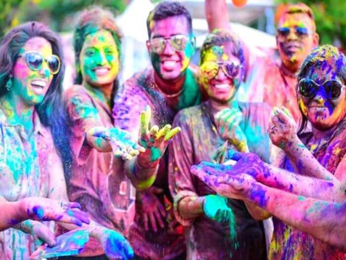 best holi events
