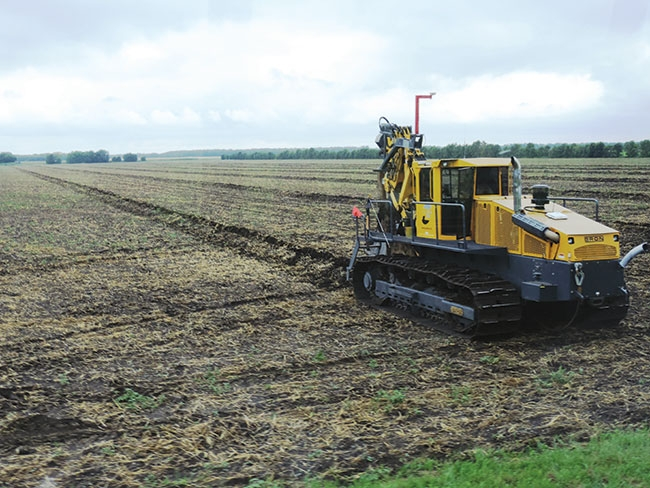 tile drainage not a cookie cutter