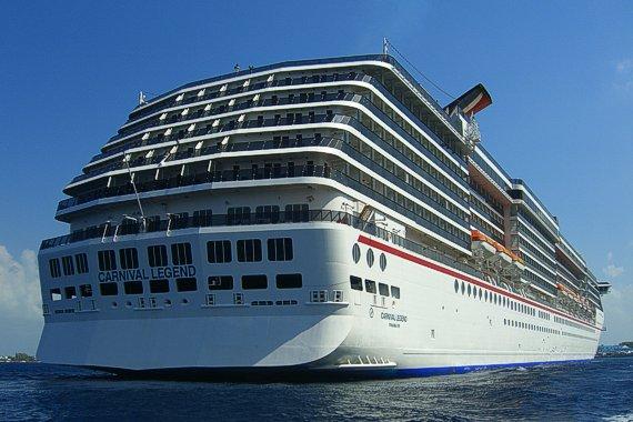 Carnival Legend crucero de Barcelona a Venezia Carnival Legend, crucero de Barcelona a Venezia