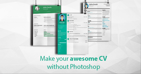 a professional cv in minutes without ai