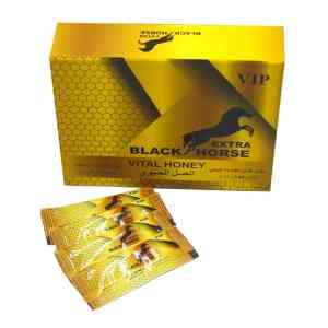 extra black horse vip gold