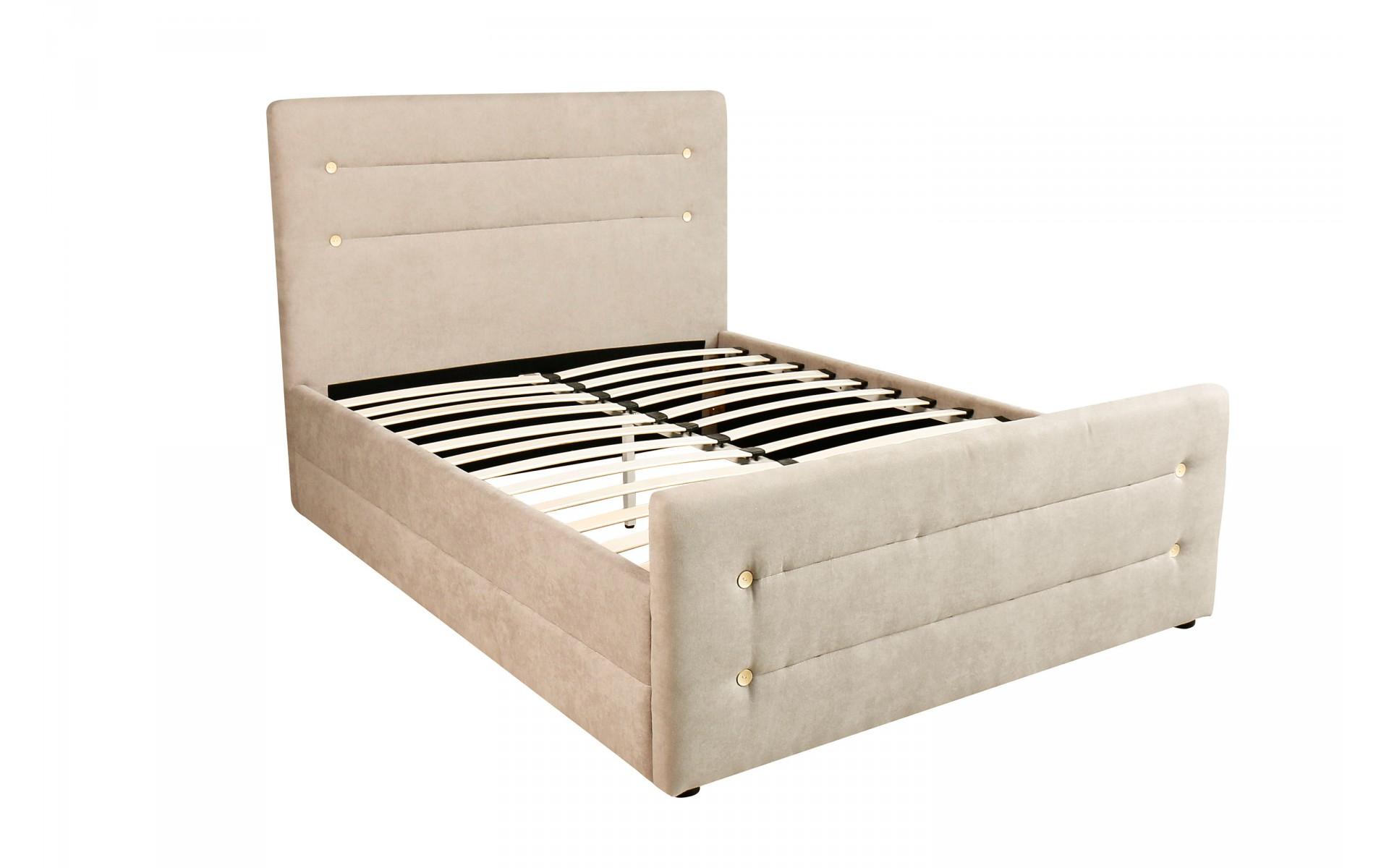 lit 2 personnes avec sommier inclus