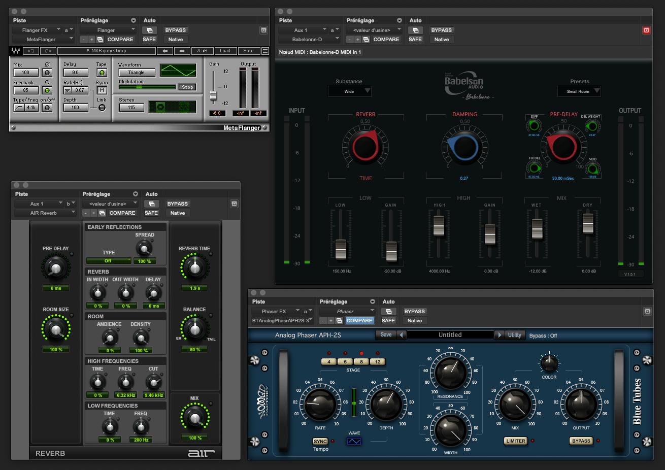 Secrets de Mix : Morphing d'effets facile !