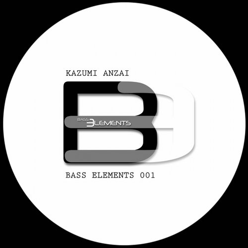 Bass Elements 001 Kazumi Anzai is Out Now