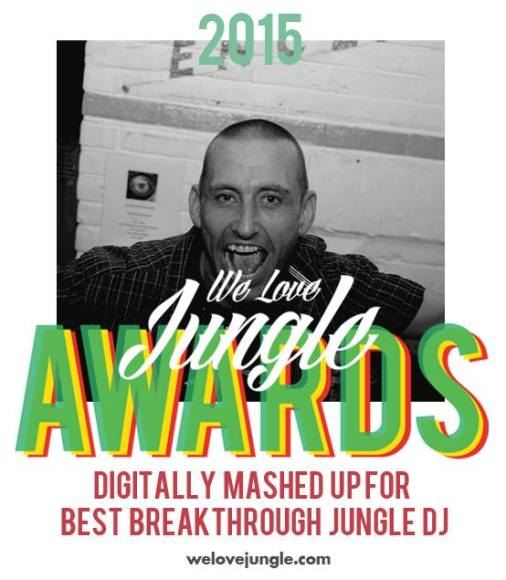 Digitally Mashed Nominated in We Love Jungle Awards