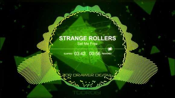 New Video – Strange Rollers – Set Me Free