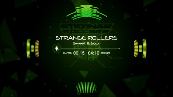 New Video – Strange Rollers – Sweet & Sour