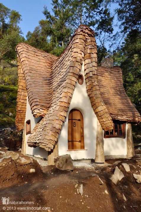 21 Interesting Photos Of Natural Homes