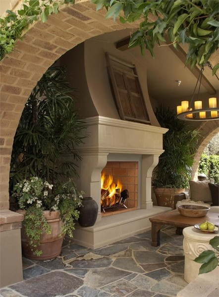 Outdoor Patio Kitchen Designs