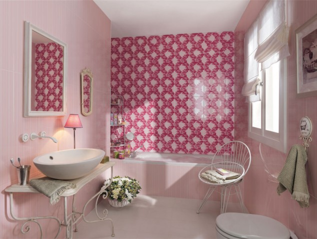 Bathroom Decor And Tiles