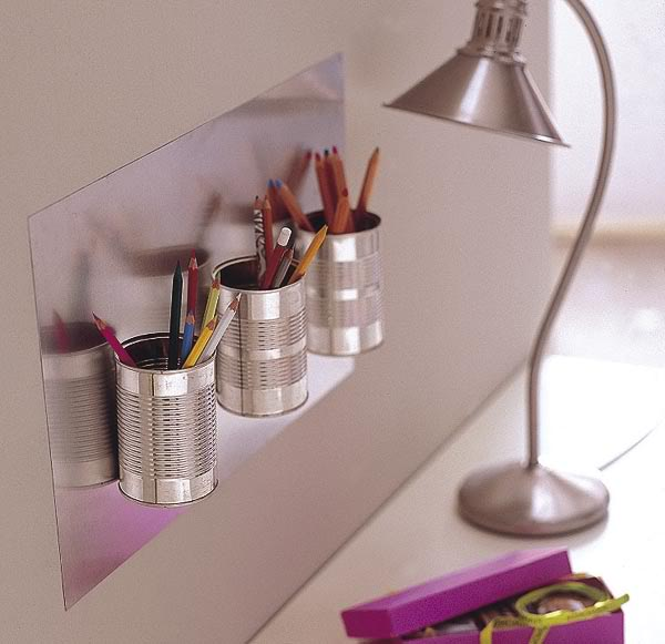 15 Useful and Creative DIY Can Projects
