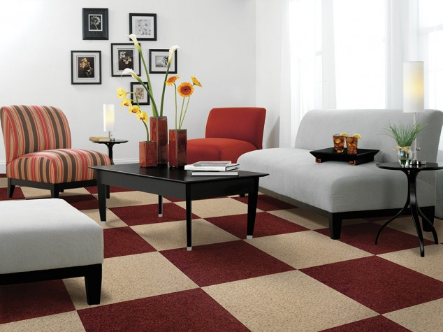 20 Unique Carpet Designs For Living Room