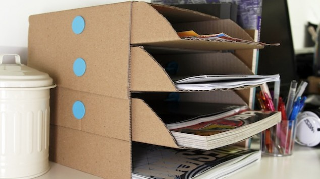 20 Creative And Useful DIY Cardboard Projects
