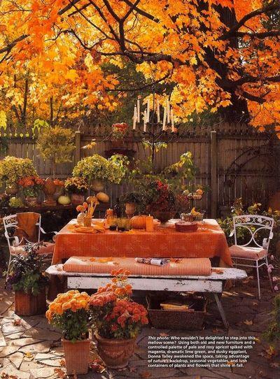 Garden Apartment Decorating Ideas