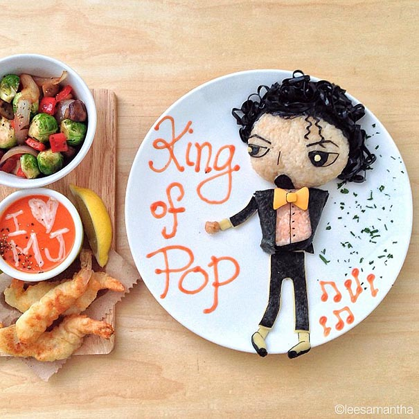 20 Creative Food Designs to Make Your Kids Enjoy Their Meal