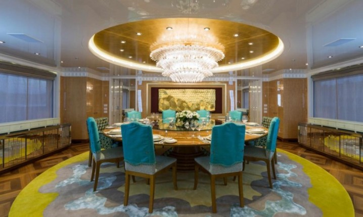 16 Impressive Dining Room Ceiling Designs