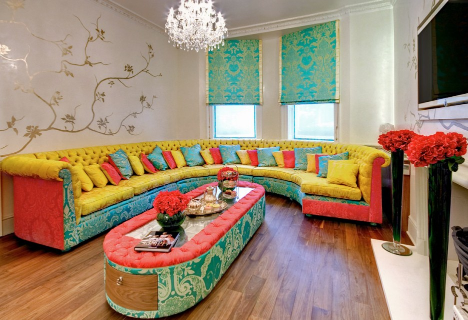 Sofa Set Drawing Room