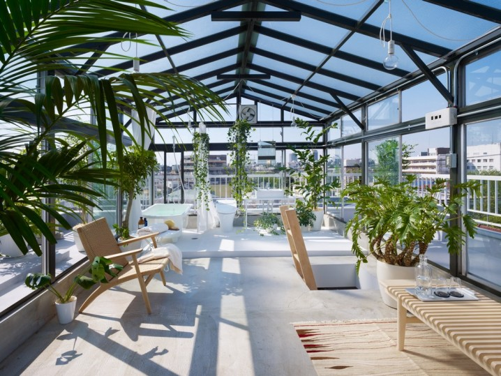 Modern And Cozy Roof Top Designs For Maximum Relaxation