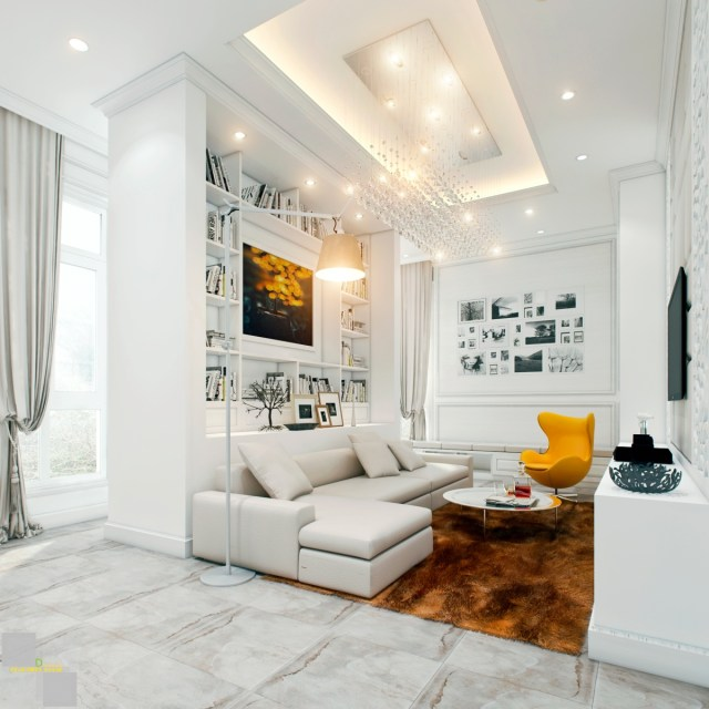 Modern Living Room Designs For The Contemporary Home