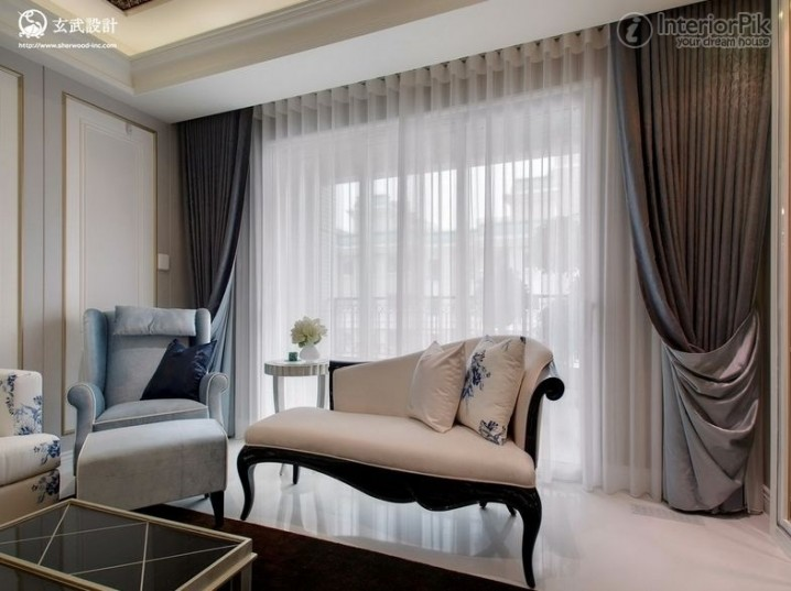 Sensationally Beautiful Drapes For Your Living Room That ...
