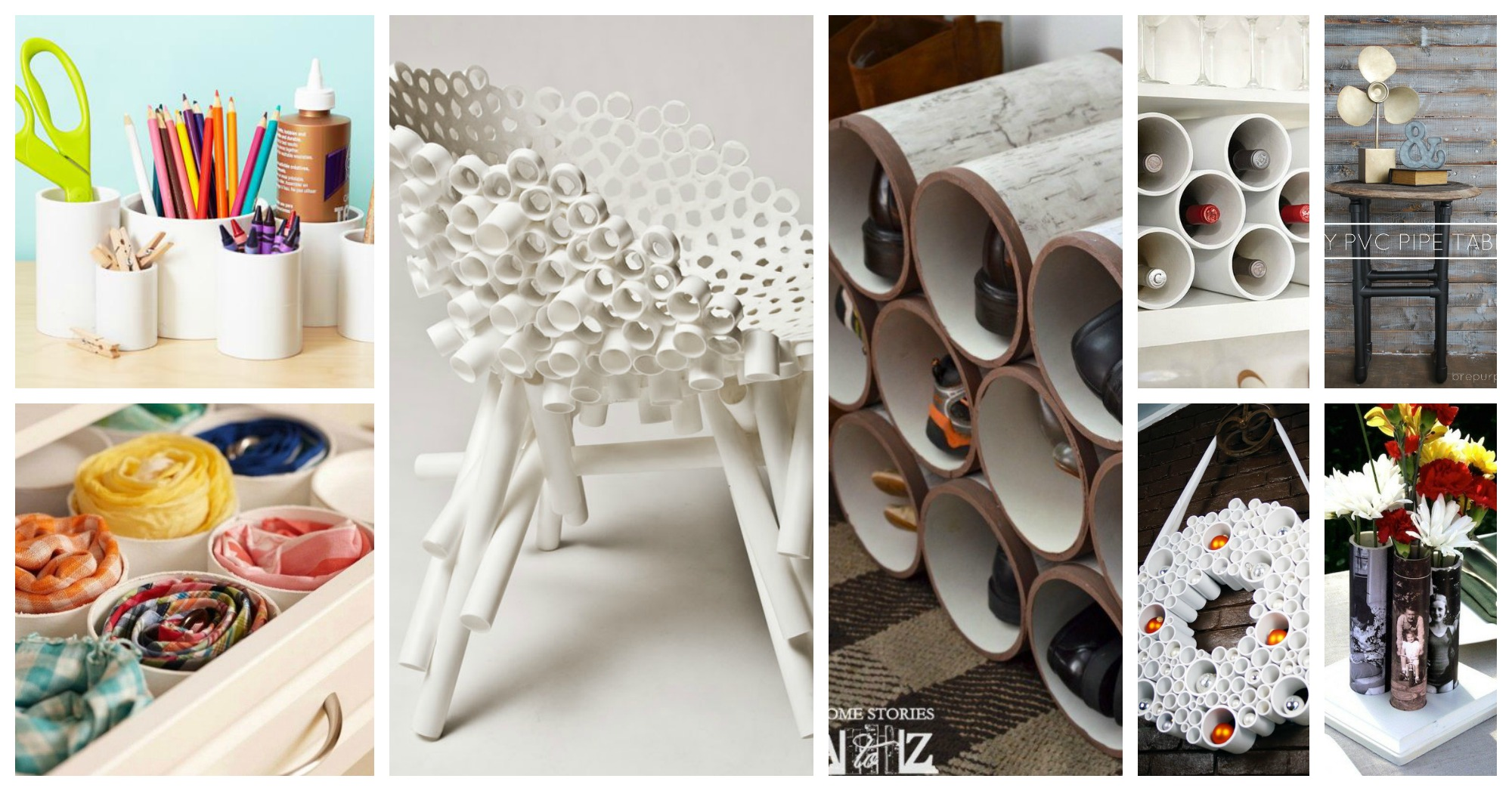 14 Magnificent DIY Ideas To Recycle The Amazing PVC Pipes
