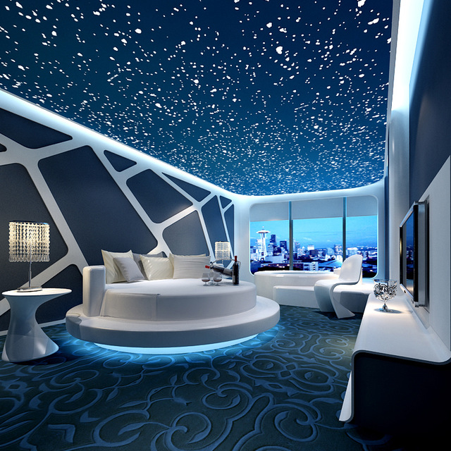 20 Wonderful Galaxy Decor Ideas That Will Bring Magic