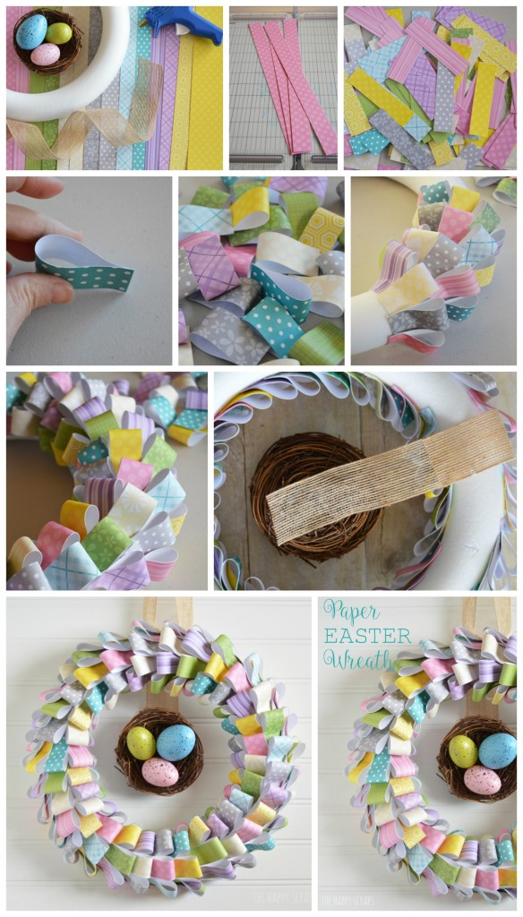 Easy To Make Diy Easter Wreaths You Should Not Miss