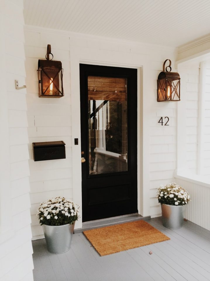 Old House Front Porch