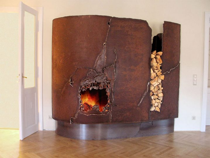 15 Unique Fireplaces That Will Amaze You
