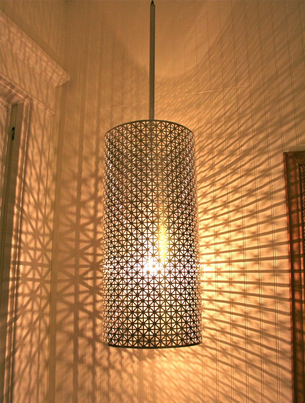 How Paint Metal Lamp