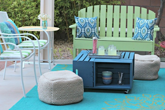 Cheap And Easy:Use Crates To Make Fully Functional DIY Furniture For Your Home