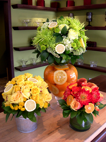 DIY Fruit Floral Arrangement Ideas For Your Special Occasions