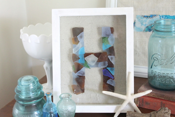 DIY Sea Glass Crafts That You Must Make This Summer
