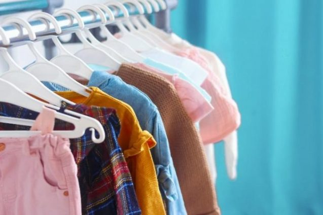 Out with the old, in with the new: How to organize your child's SS19 wardrobe