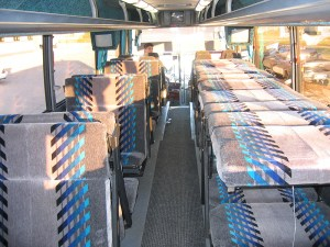 Sleeper Bus Seats