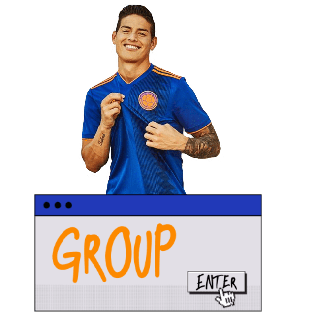 James Rodriguez Group
