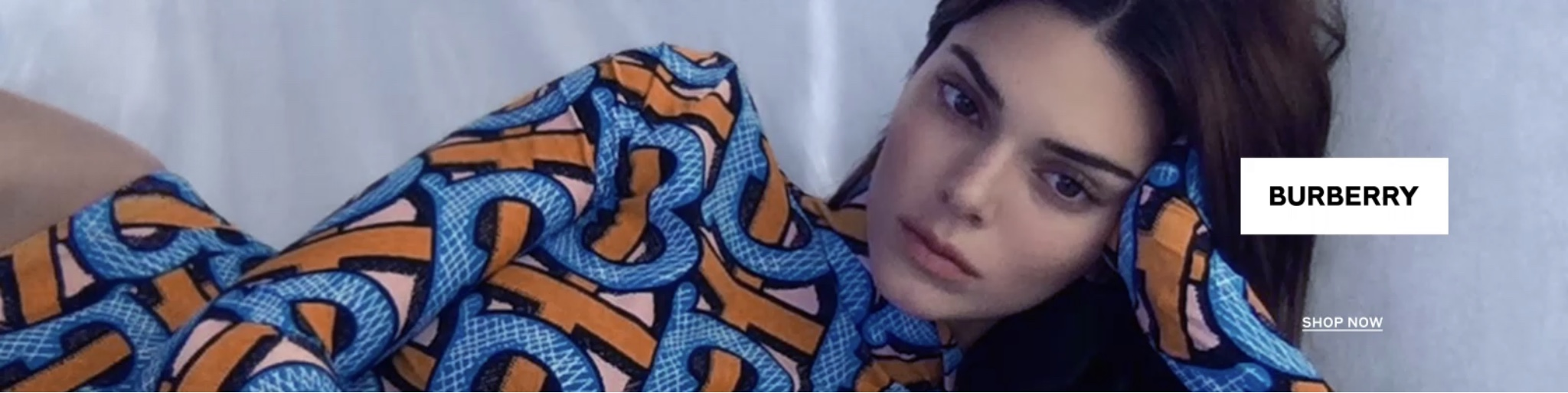 Burberry Kendall Jenner Buy Shop Top