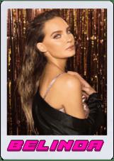 Belinda Polaroid Top Entretenimiento