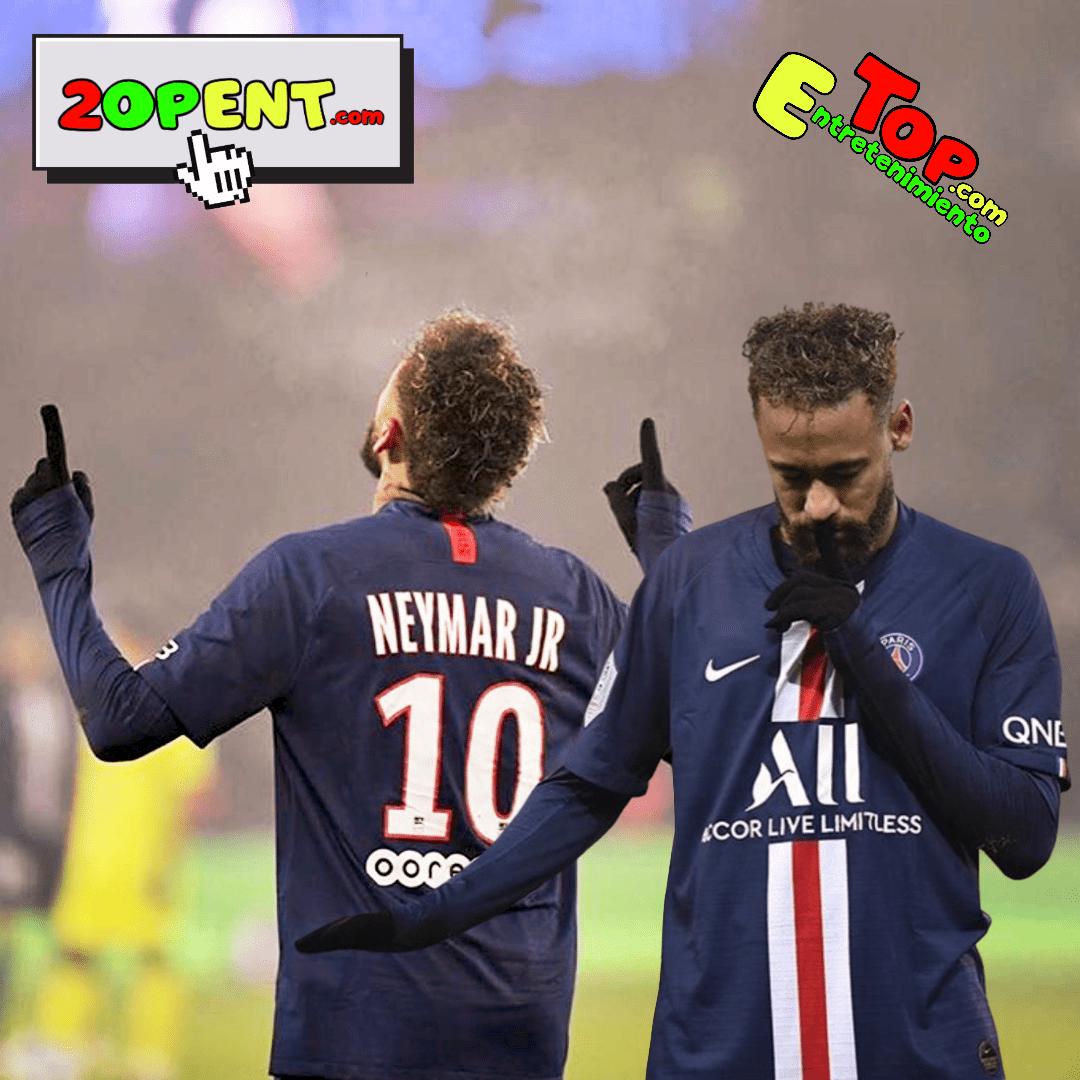 Neymar Jr Paris Saint-Germain FC Nantes 12.04.19