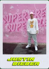 Justin Bieber Polaroid Top Entretenimiento
