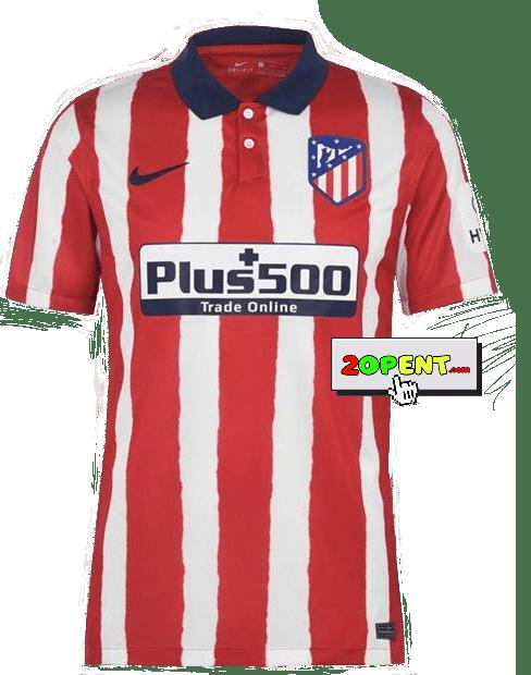 Atletico de Madrid Jersey Camiseta