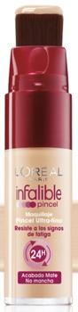loreal infalible pincel