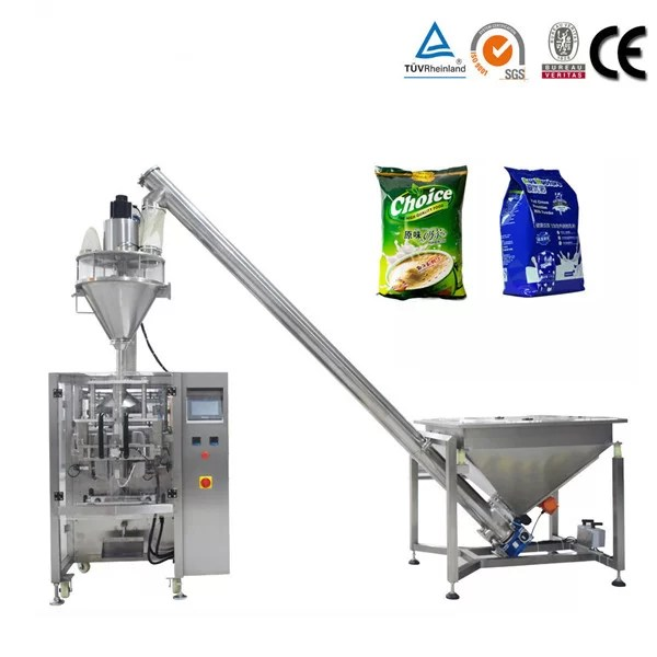 Automatic Dry Chemical Powder Filling Machine for Small Bottle and Pet Bottle