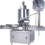 Tappatrice automatica per tappi a testa singola ROPP / tappatrice per bottiglia