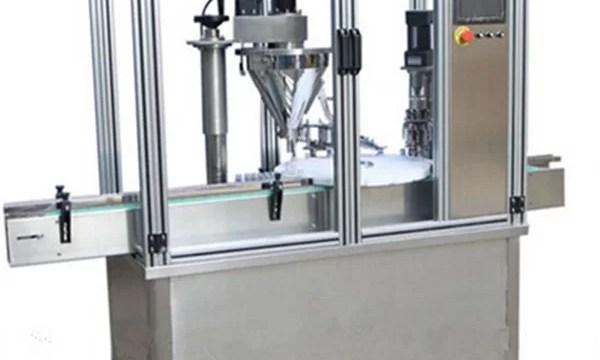 Automatic Powder Filling Machine Manufacturer
