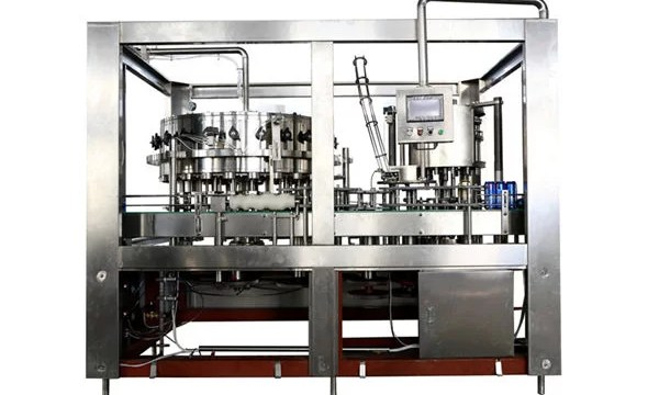 Automatic Aluminum Can Filling Machine for Drinks