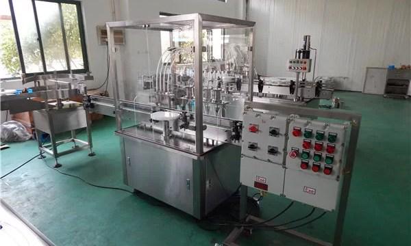 Automatic High Viscosity Liquid Filling Machine