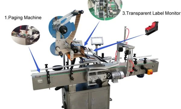 Lower Price,High Quality Ampoule Labeling Machine