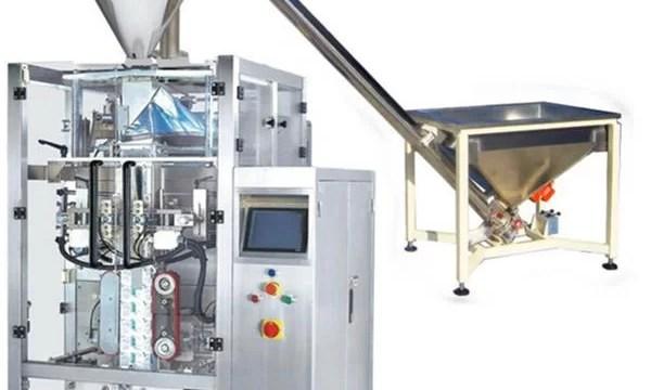 New Automatic Coffee Powder Filling Machine