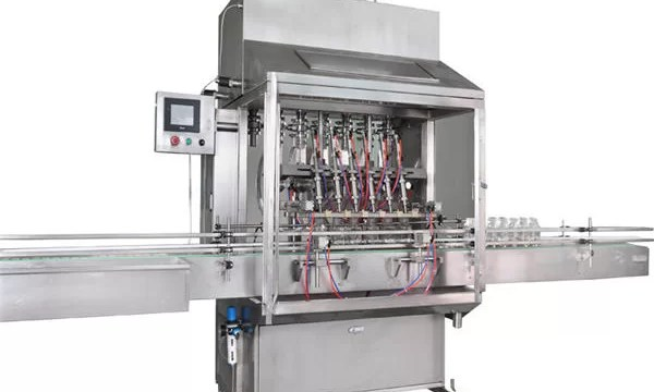 Professional Manufacturer Automatic Blueberry Jam Filling Machine